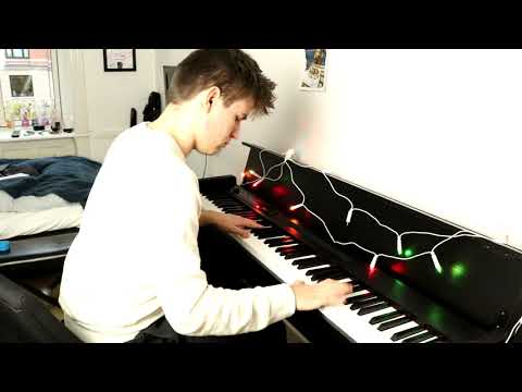 It's Beginning To Look A Lot Like Christmas - Stride Piano Cover
