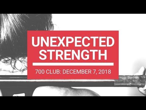 The 700 Club - December 7, 2018