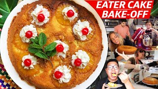 5 Eater Staffers Compete to Bake the Best Cake — Eater Bakes by Eater