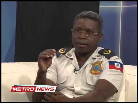 Haiti video news: METRONEWS 24 JUILLET 2015