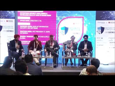 Fantastic Panel Discussion Conclusion by Moderator: Upkar Singh, Director IT, FIS