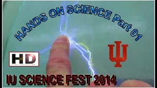 IU SCIENCE FEST, HANDS ON SCIENCE Part 01 HD