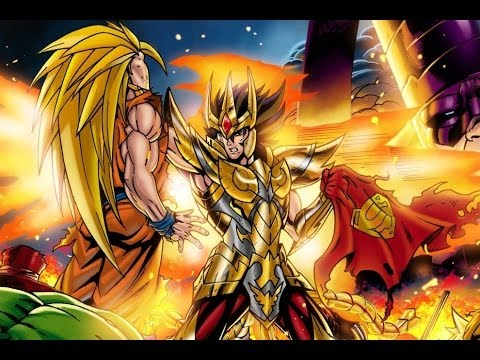 seiya vs goku - who will win?