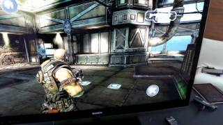 SHADOWGUN Gameplay Preview on NVIDIA Tegra 2