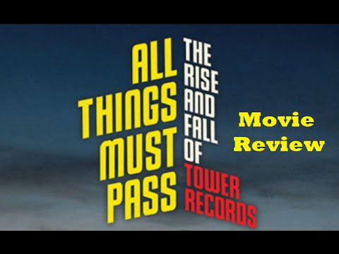 All Things Must Pass: The Rise & Fall of Tower Records (2015) Movie Review