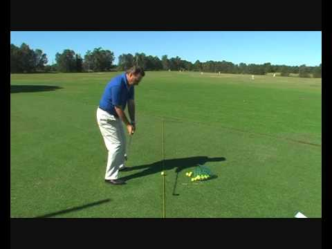 Golf Downswing Made Easy