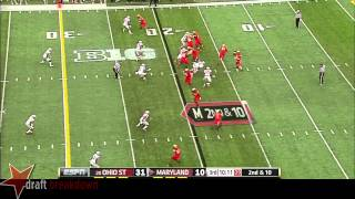 Joey Bosa vs Maryland (2014)