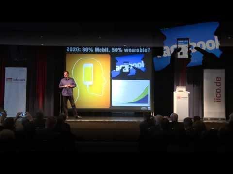 Digitale Transformation – Ausschnitt von IICO2014   German