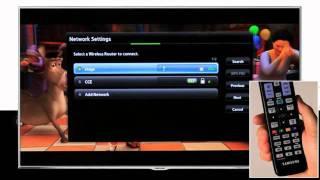 Samsung Smart TV - Conectando tu Smart TV a internet