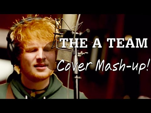 Cover Song - THE A TEAM - Ed Sheeran cover song mash-ups! Which one is your fave? #17stars Watch more Seventeen Stars here: http://bit.ly/17StarsPlaylist Watch your faves from our YOUTUBE ISSUE!