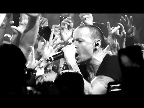Linkin Park uploaded this live version of Crawling today and its hauntingly beautiful.