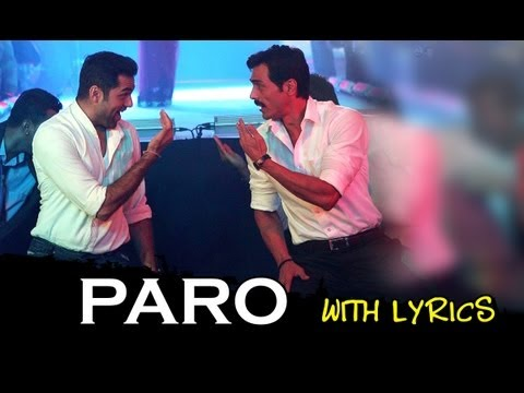 Paro – Full Song With Lyrics – Chakravyuh