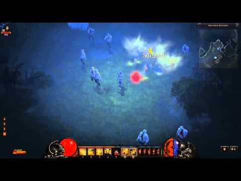 Diablo III: Runestones Alter the Demon Hunter's Grenades