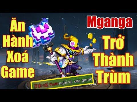 [Gcaothu] Lột xác để trở thành trùm - Mganga khiến team bạn phải xóa game vì ăn hành - Thời lượng: 13:05.