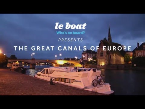 Le Boat | Cruising the French canals
