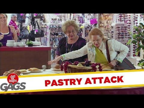 Wheel of Fortune-ate pastries! - Youtube