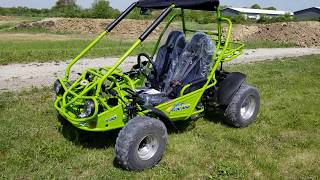 5. 150cc TrailMaster XRS Go Kart Fully Auto For Sale From SaferWholesale.com