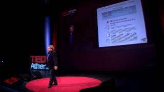 Bio Nano Technology-New Frontiers In Molecular Engineering: Andreas Mershin At TEDxAthens