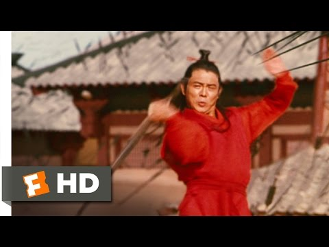 hero - Hero Movie Clip - watch all clips http://j.mp/yRl8G2 click to subscribe http://j.mp/sNDUs5 Nameless (Jet Li) and Flying Snow (Maggie Cheung) push back the Ki...
