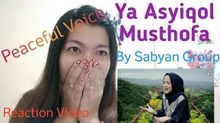 Video Ya Asyiqol Musthofa By Sabyan| Filipina Reaction MP3, 3GP, MP4, WEBM, AVI, FLV Agustus 2018