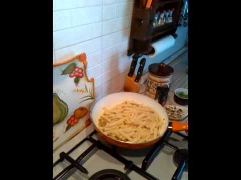 video ricette di tano - pasta all'ortoporco
