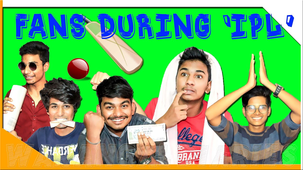 Fans During 'IPL' 2016 || Comedy Video || Warangal Diaries