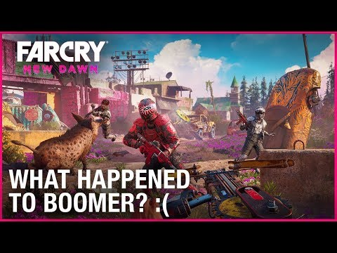 Post-Apocalyptic Gameplay and Character Details de Far Cry New Dawn