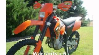 1. 2006 KTM EXC-G 525 Racing  Engine Dealers