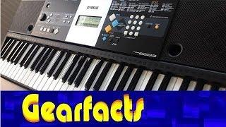 Download Lagu Yamaha PSR-E223 home keyboard demo Mp3