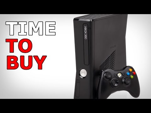 Time to Buy: XBOX 360