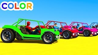 Learn Colors Fun Cars with Superheroes For Kids and BabiesBig School Bus w Superheroes Cartoon For Kidshttps://youtu.be/GUfVs6qNNAICOLORS for Children with BUS & Spiderman https://youtu.be/w-M-sACpdM4Fun Learn Colors Nursery Rhymes Helicopter Cars w Spiderman for Babieshttps://youtu.be/RHIQN3V0c2cColors For Babies With Bulldozer 3D and Cars Superheroes for Kidshttps://youtu.be/PrmpTk2L9dY