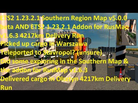 Southern Region v5.0 beta