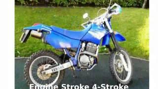 5. 2005 Yamaha TT-R 250 - Walkaround, Info