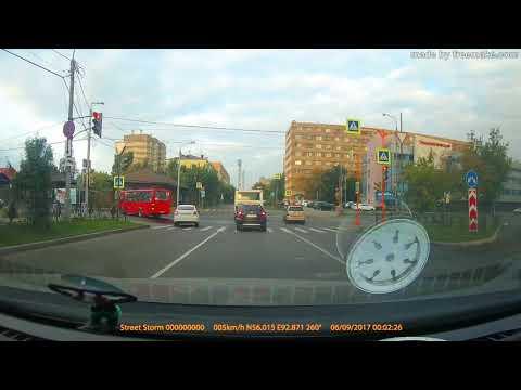 Авария Марковского-Вейнбаума. 6.09.2017 - DomaVideo.Ru