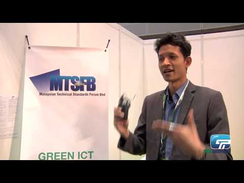Malaysian Technical Standards Forum Berhad (MTSFB) : Green ICT Initatives