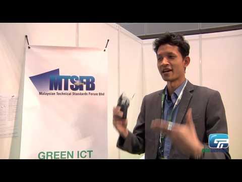 Malaysian Technical Standards Forum Berhad (MTSFB) : Green ICT Initatives