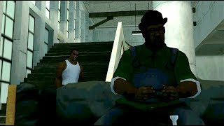 Video GTA San Andreas Last Mission - End of The Line MP3, 3GP, MP4, WEBM, AVI, FLV Maret 2019