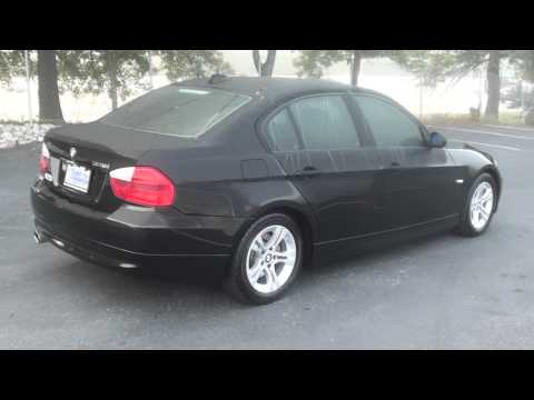 FOR SALE 2008 BMW 3 SERIES 318i 1 OWNER, STK# p5817 www.lcford.com