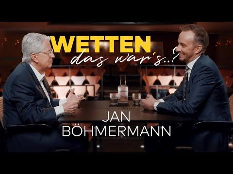 Wetten, das war's..? Frank Elstner trifft Jan Böhmermann