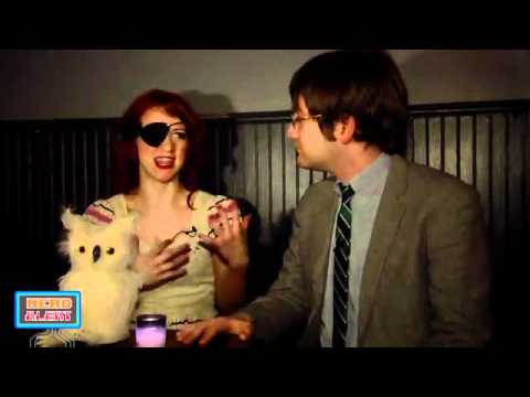 religious people are nerds - NEWEST JAKE AND AMIR http://bit.ly/176loO LIKE us on: http://www.facebook.com/collegehumor Not only did we visit a nerd-themed burlesque show, we visited thr...