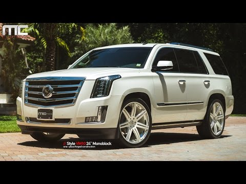 MC Customs | Vellano Wheels Cadillac Escalade