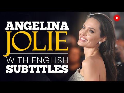 ENGLISH SPEECH | ANGELINA JOLIE: Equality For Women (English Subtitles)