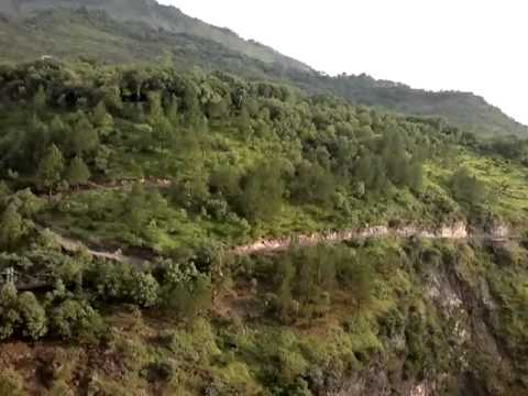 Beautiful video of Abbottabad - this video was taken on 14 august 2011 .