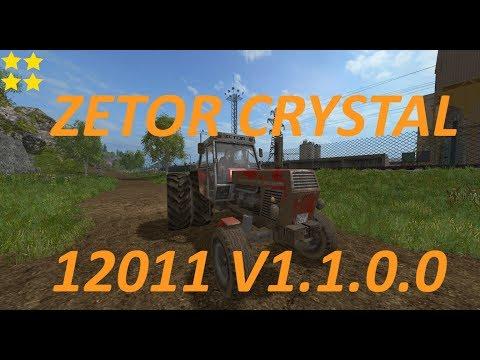 Zetor Crystal 12011 v1.1.0.0