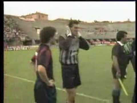 ricordi rossoblù: promozione bologna bfc 1987/88.