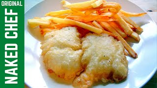 Fishchips Crispy Batter With Fizzy Water Recipe How To Make Cook