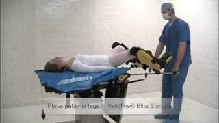 Allen Medical | Allen® Hug-U-Vac® Steep Trend Positioner | Set-Up Video