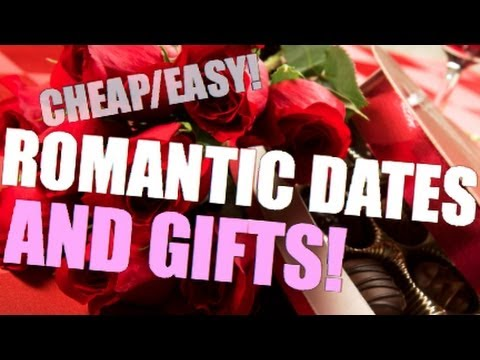 ★ GOOD VALENTINES DAY GIFT/DATE IDEAS! | Cheap Sexy Romantic Sensual Girl Friend Wife Girls Her