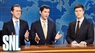 Weekend Update: Eric and Donald Trump Jr. on Paul Manafort - SNL