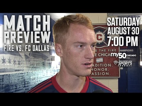 Video: Jeff Larentowicz and Razvon Cocis preview FC Dalas | Match Preview